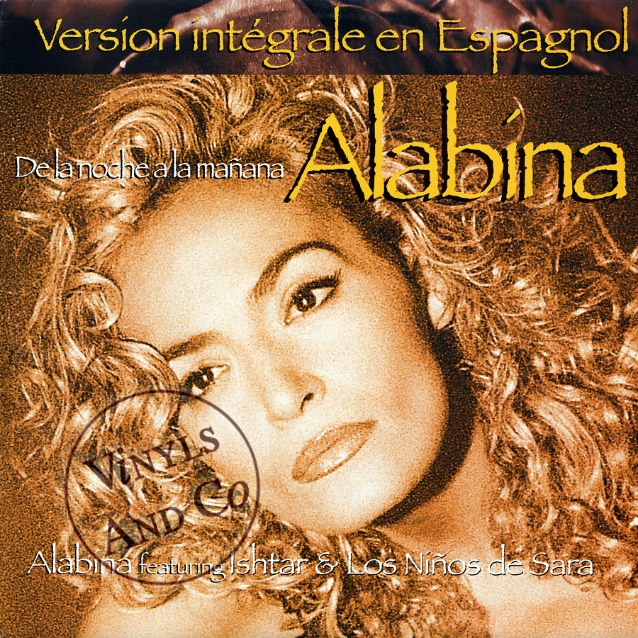 Ishtar Alabina ALABINA (ISHTAR & ...