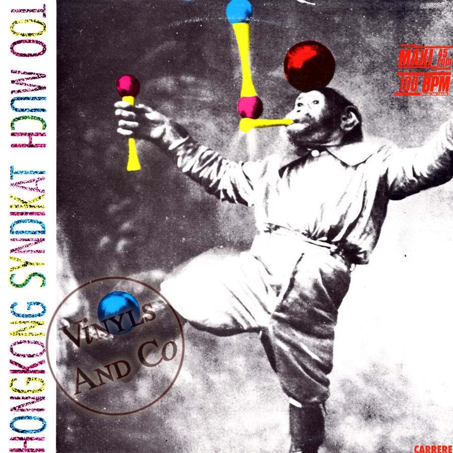 Hongkong Syndikat Hong Kong Syndikat & The Balearic Orchestra Hey Sucker