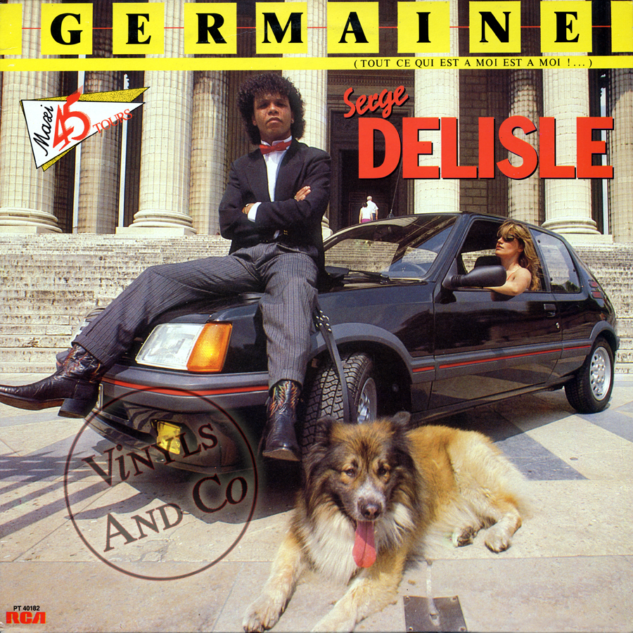 Serge Delisle Germaine Remix